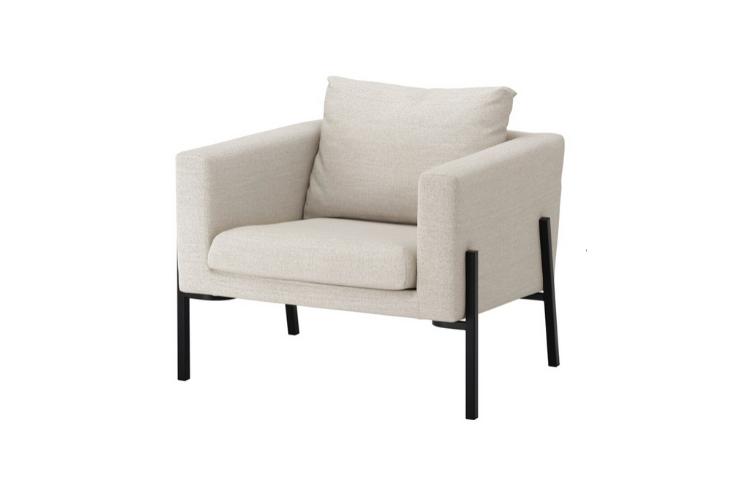 ikea koarp armchair