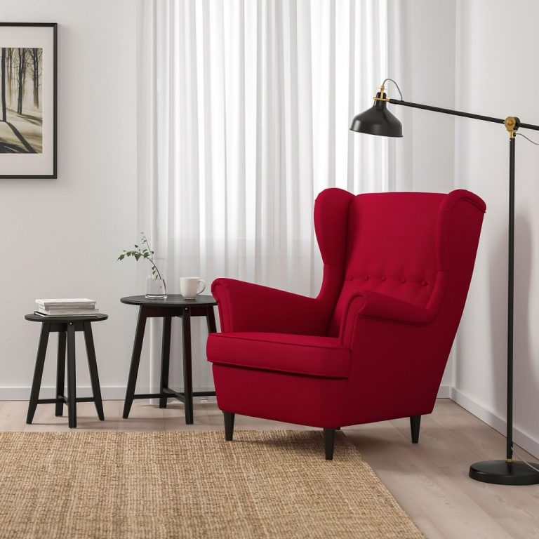ikea strandmon chair