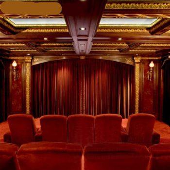 High Shading Luxury Velvet Blackout Windows Curtain Best Children's Lighting & Home Decor Online Store