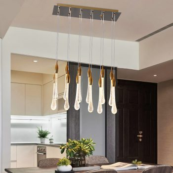 Contemporary Crystal Chandelier For Staircases and Indoor Spaces Best Children's Lighting & Home Decor Online Store
