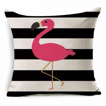 Flamingo Tropical  Cushion Cover Best Children's Lighting & Home Decor Online Store