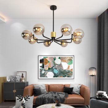lights-Luxury Ultra modern chandelier