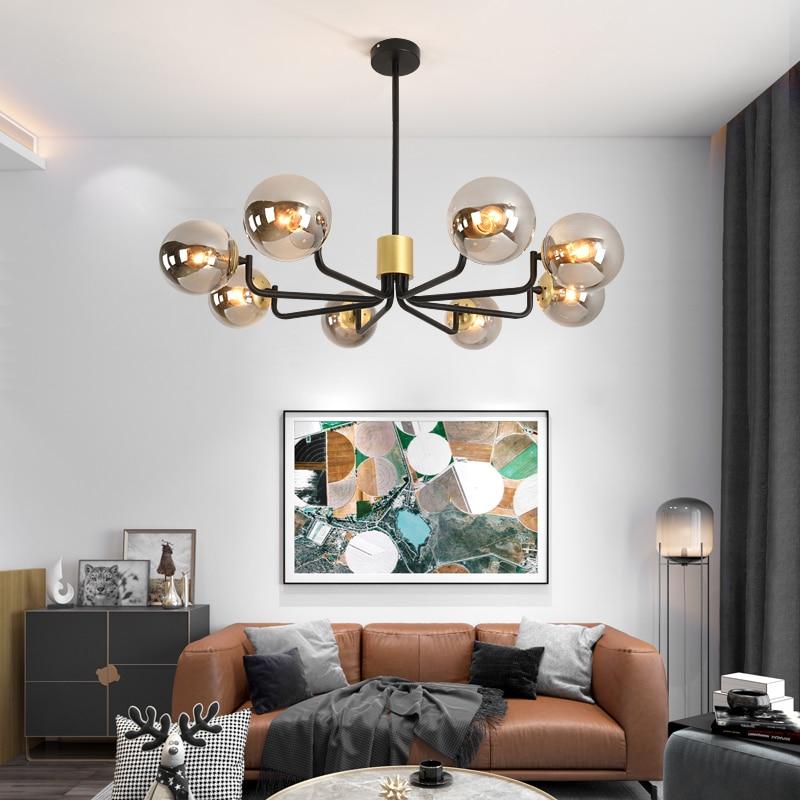lights-Luxury Ultra modern chandelier