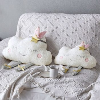 Creative Cloud Shaped Plush Stuffed Pillow/Cushion Best Children's Lighting & Home Decor Online Store