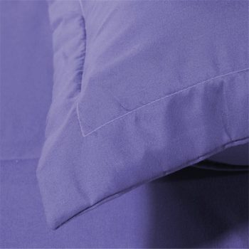 1 Piece Cotton Duvet cover in solid colors - Queen/King size Best Children's Lighting & Home Decor Online Store