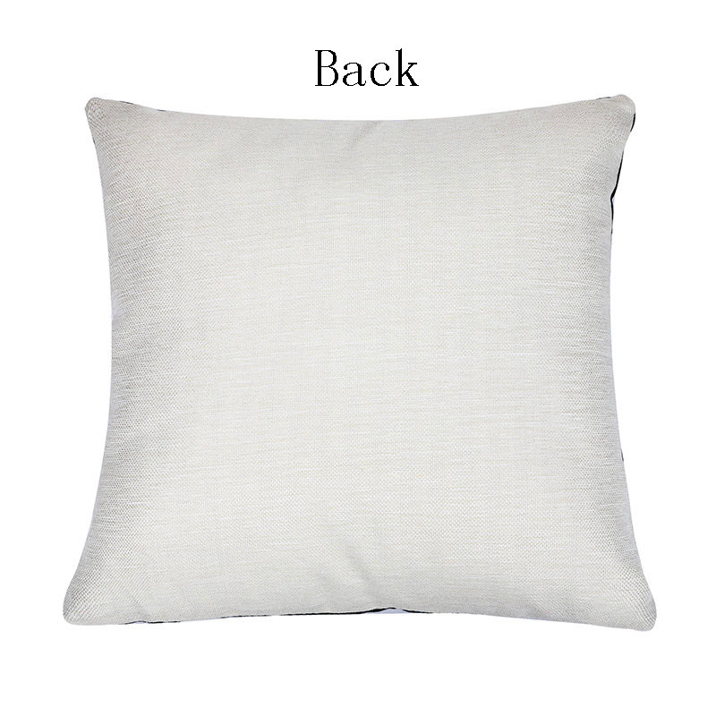 Bicycle Pattern Cotton Linen Cushion Cover Best Children's Lighting & Home Decor Online Store