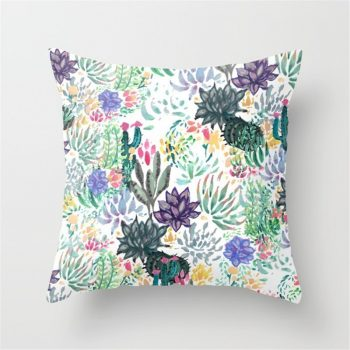 Cactus Printed Cushion Cover Best Children's Lighting & Home Decor Online Store