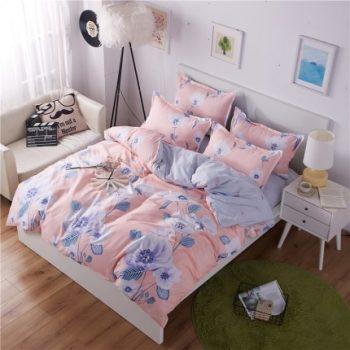 Comfortable Cotton 4pcs Duvet Cover set Best Children's Lighting & Home Decor Online Store