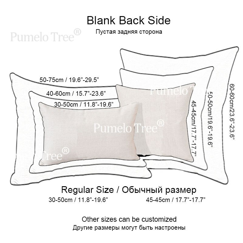 Gothic Cushion Cover Pillow Case