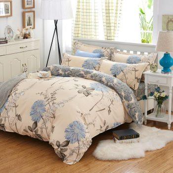 Cotton &Amp; Polyester Starlight Bedding Set
