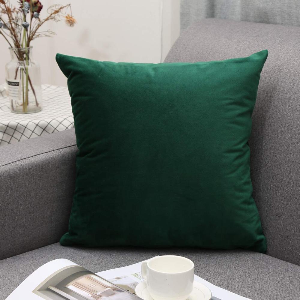Velvet Pillowcase Cushion Cover Best Children's Lighting & Home Decor Online Store