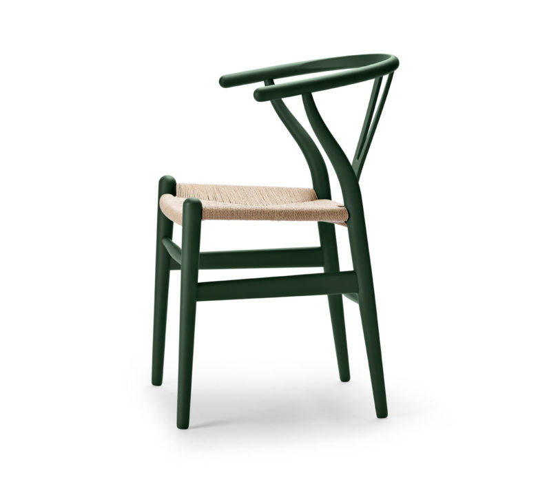 Carl Hansen Releases Limited Edition Wishbone Chair In Soft Colors