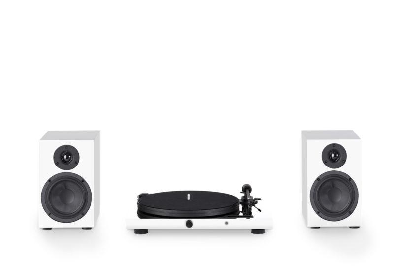 Pro-Ject Juke Box E HiFi Set Is Analogous to Audio Made Simple Best Children's Lighting & Home Decor Online Store