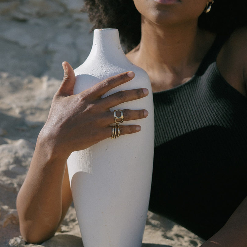 Mgg Studio Debuts Sculpture-Inspired Line Of Jewelry