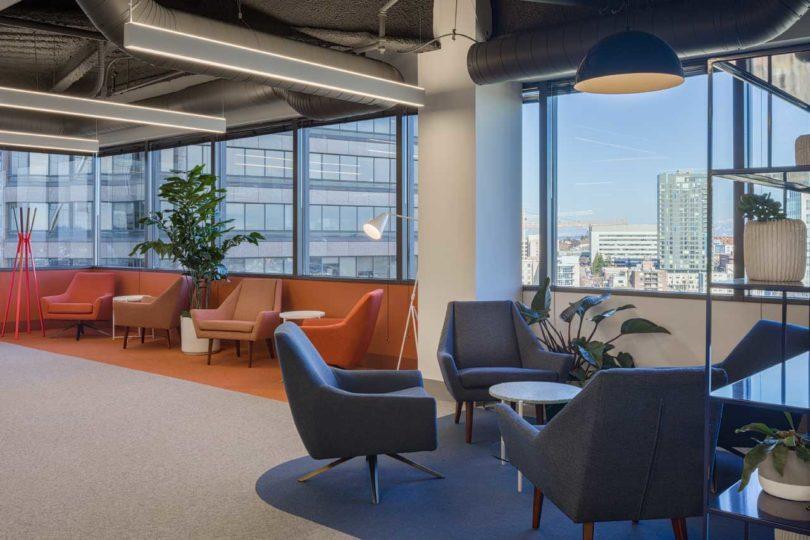Best Practice Architecture Designs a Color Rich Office for Healthcare App Best Children's Lighting & Home Decor Online Store