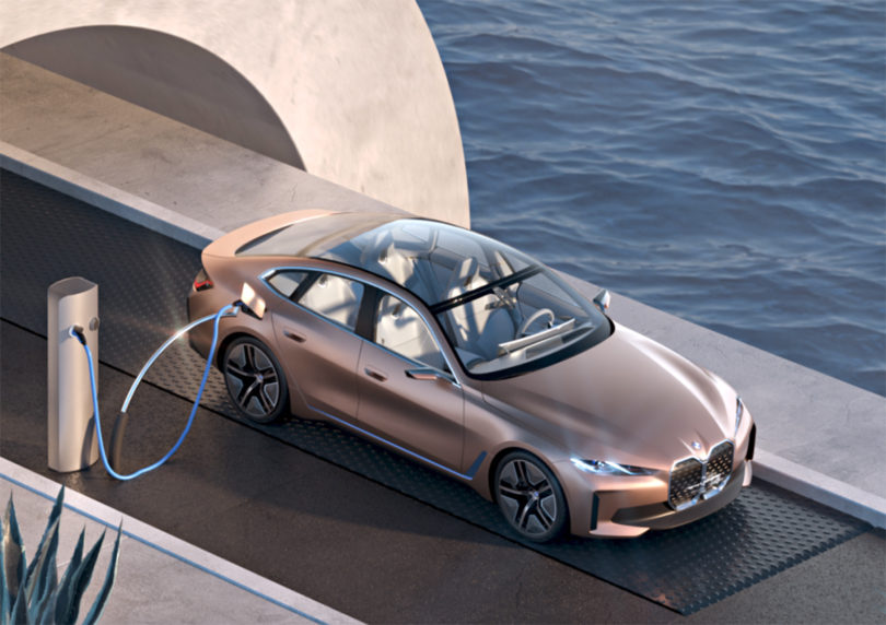 The BMW Concept i4 Loops Back Around to Show All-Electric Gran Coupe Best Children's Lighting & Home Decor Online Store