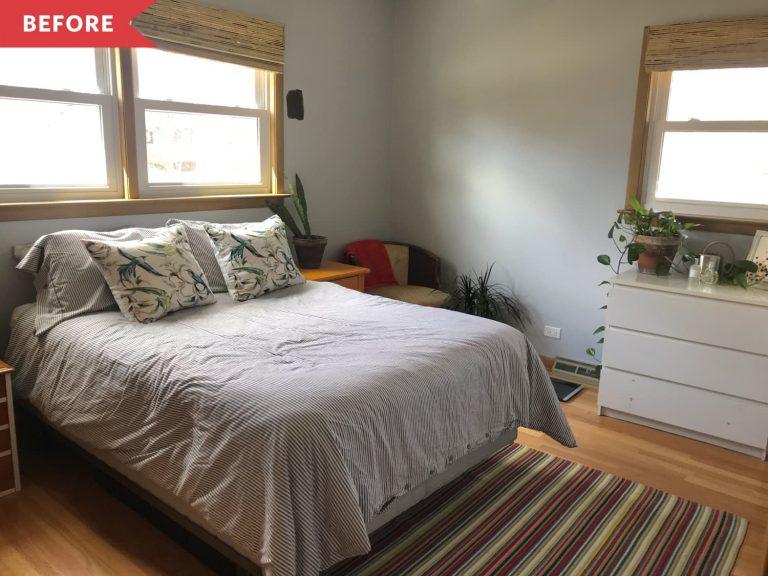 Green Bedroom Redo Idea | Apartment Therapy Best Children's Lighting & Home Decor Online Store