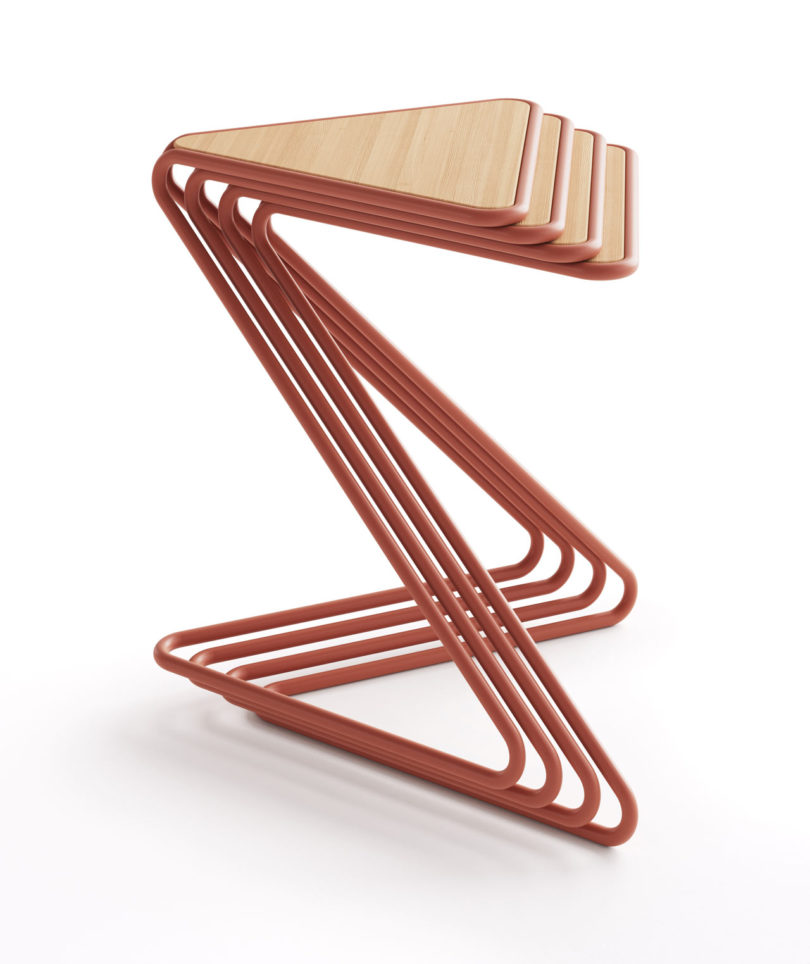 The Ziggy Table and Stool Easily Adapt to Any Work Situation Best Children's Lighting & Home Decor Online Store