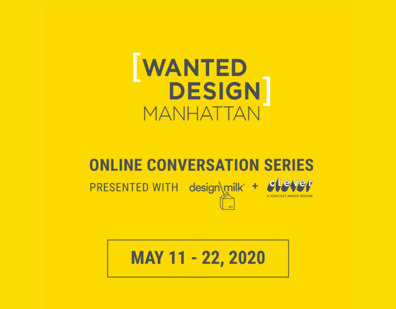 Design Milk + Clever Podcast Present the WantedDesign Online Conversation Series Best Children's Lighting & Home Decor Online Store