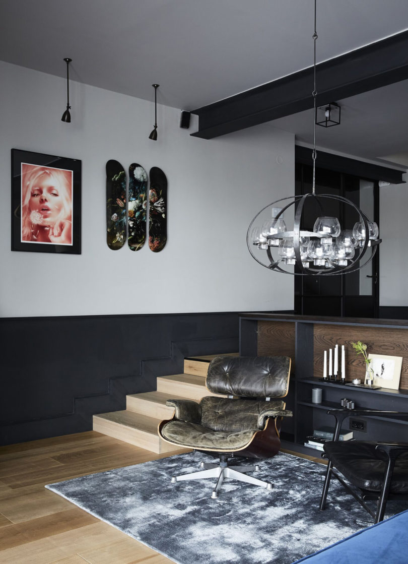 A Look Inside Massimo Buster Minale's Industrial-Inspired Stockholm Home Best Children's Lighting & Home Decor Online Store