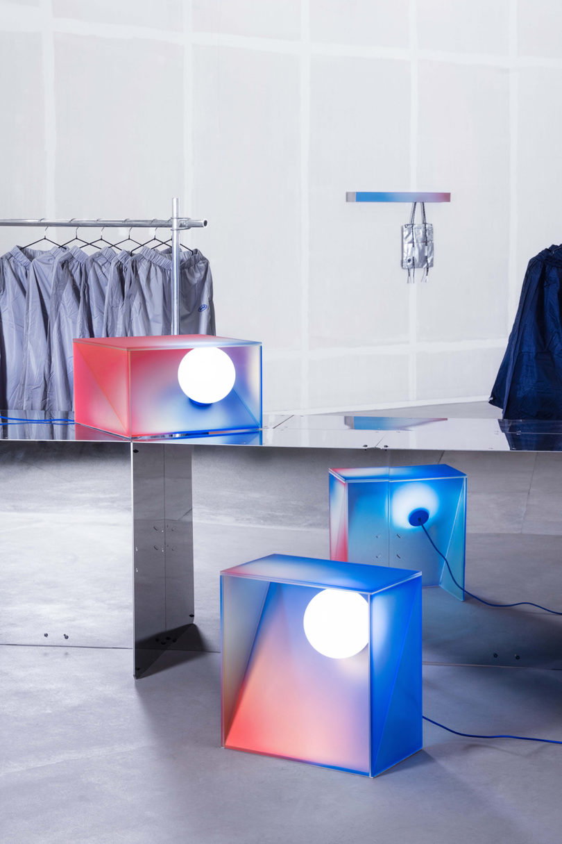BUZAO's HALO Collection Reflects Light Like a Rainbow Best Children's Lighting & Home Decor Online Store