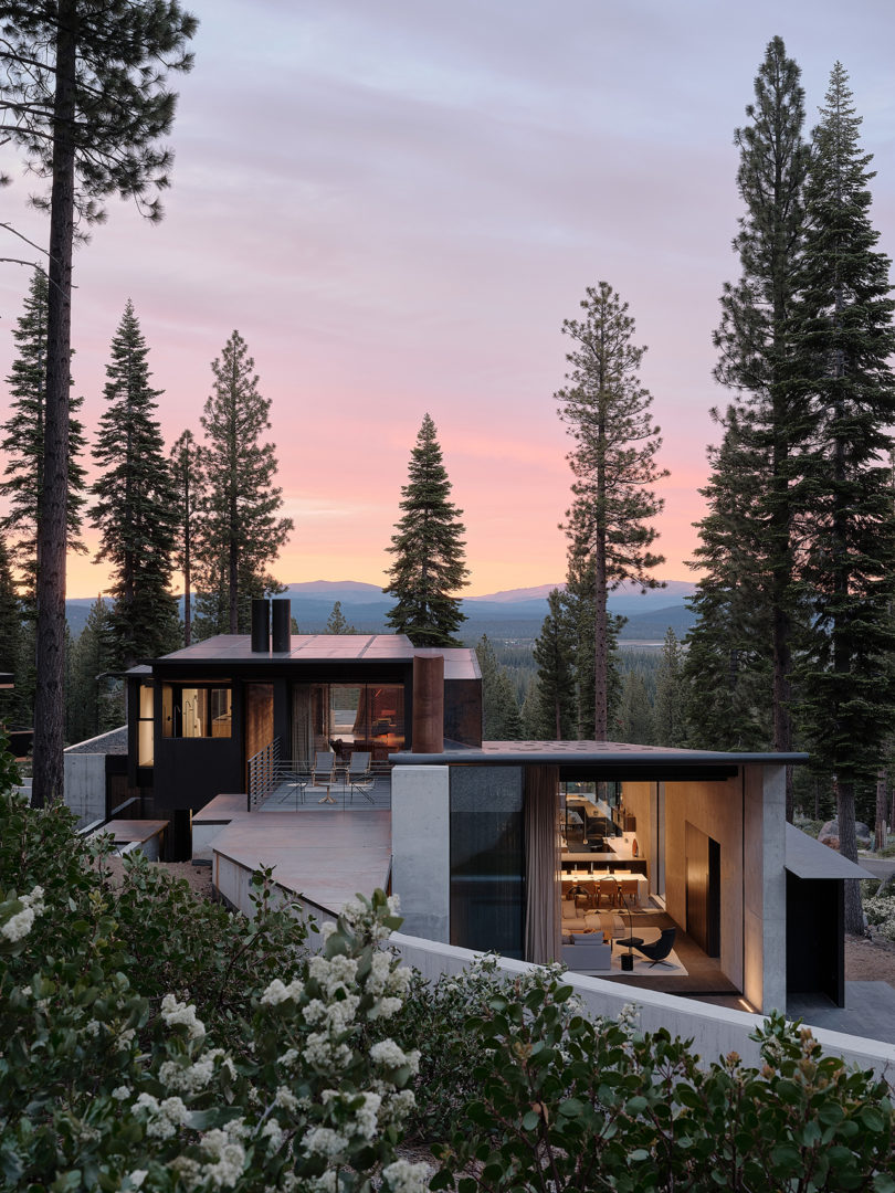 Ski Right Into Lookout House's Built-In Ski Run Best Children's Lighting & Home Decor Online Store