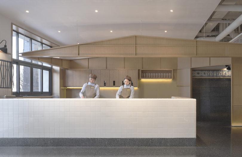 A Hotpot Restaurant That Resembles a Taipei Streetscape Best Children's Lighting & Home Decor Online Store