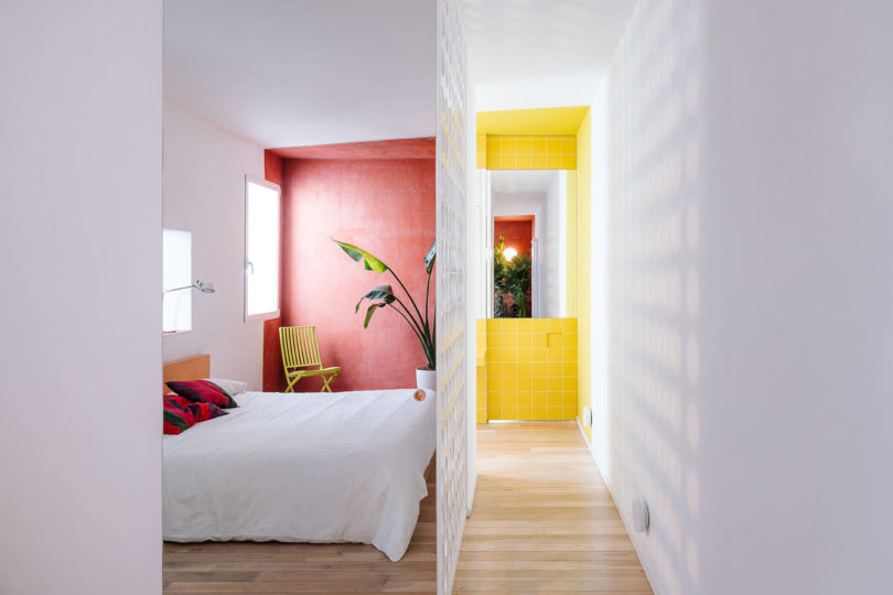 sequencehouse: A 124-Square-Meter Flat in Madrid Filled with Primary Colors Best Children's Lighting & Home Decor Online Store