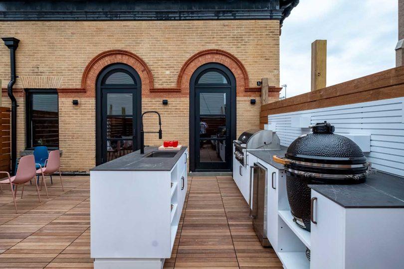 TheBuild.tv Firehouse Project Episode 7: Roof Deck [VIDEO] Best Children's Lighting & Home Decor Online Store