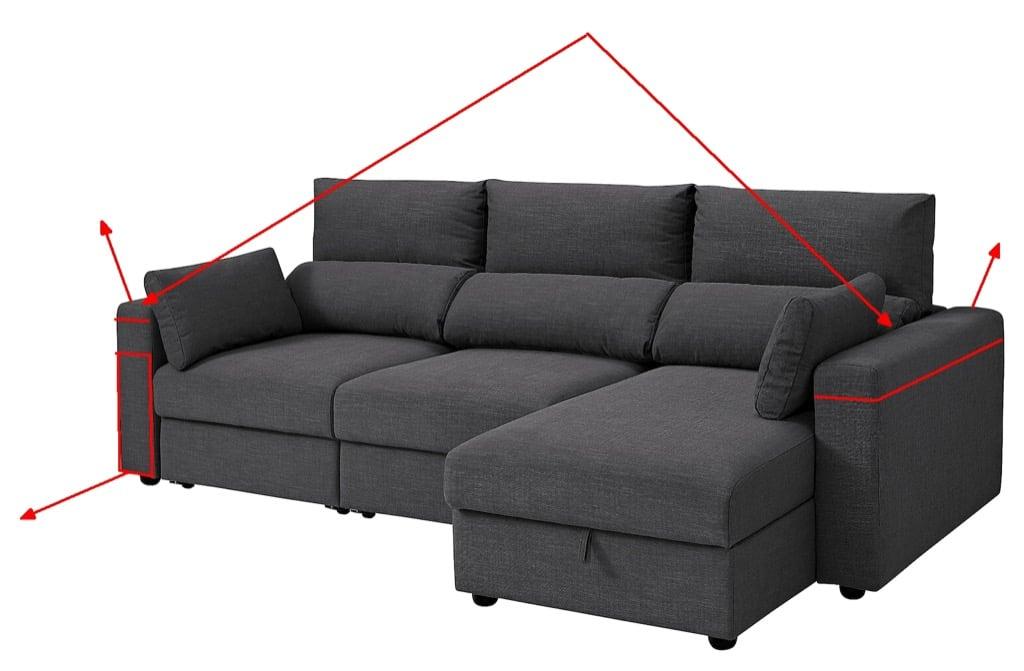 ESKILSTUNA sofa