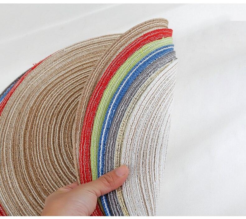 Anti-Slip Heat Resistant Placemats
