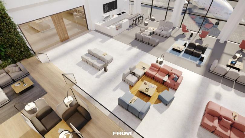 Functional, Flexible Office Furnishings From Frövi Best Children's Lighting & Home Decor Online Store