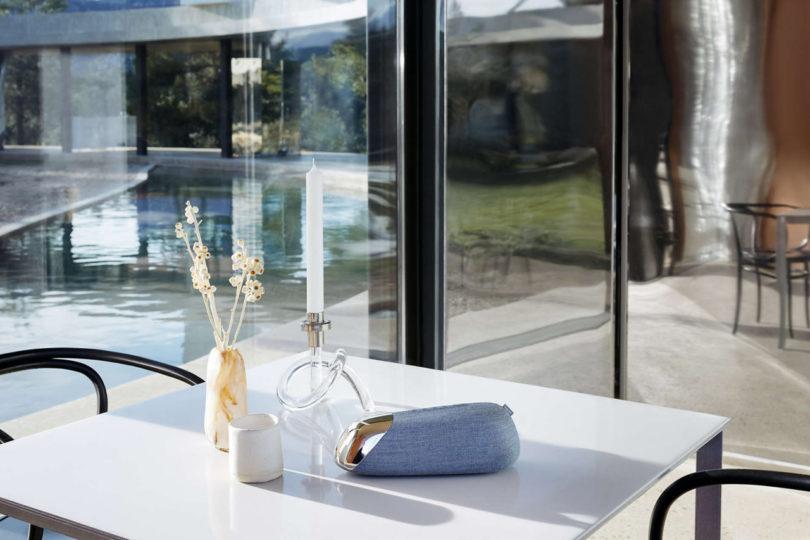 Organic Texture Graces New Philips Georg Jensen Collaboration