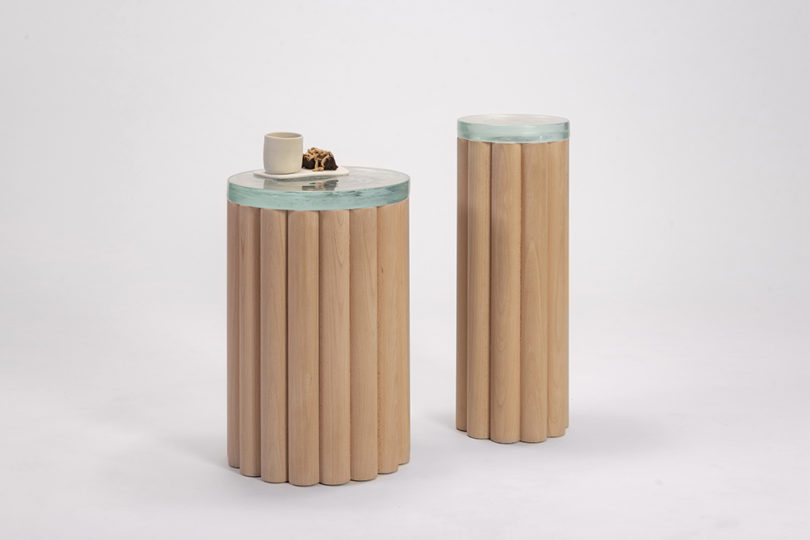 The Loto Collection Shines a Fresh Light on Wooden Rods Best Children's Lighting & Home Decor Online Store