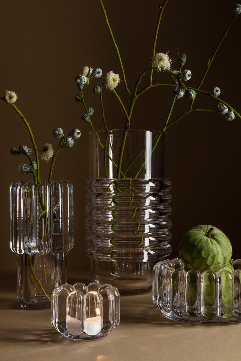 Meet the PRESS Collection + Its Coils of Glass Best Children's Lighting & Home Decor Online Store