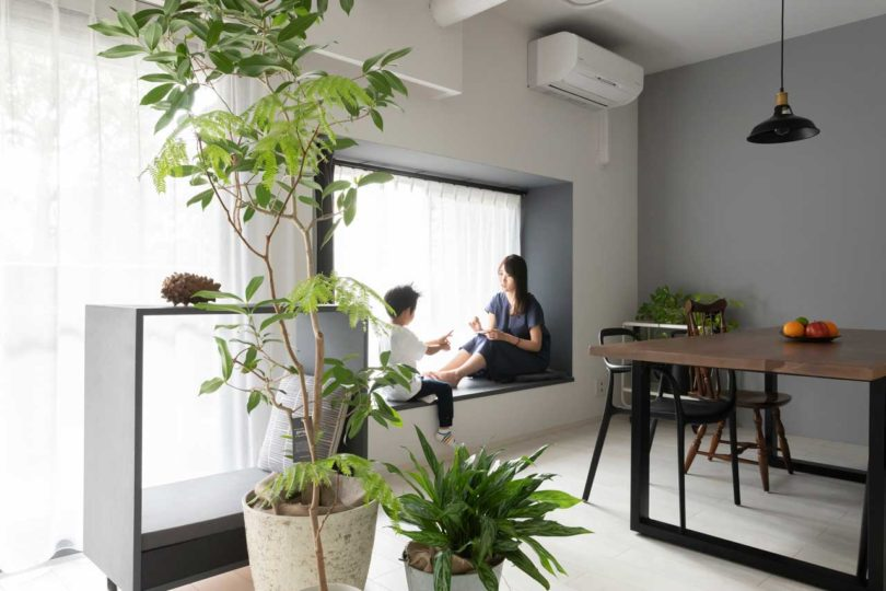 A Nagoya Apartment That Adapts as the Child Grows Best Children's Lighting & Home Decor Online Store