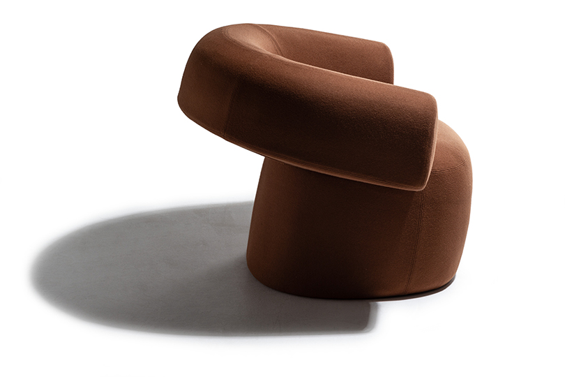 Patricia Urquiola's RUFF Chair Is Like a Seated Hug Best Children's Lighting & Home Decor Online Store