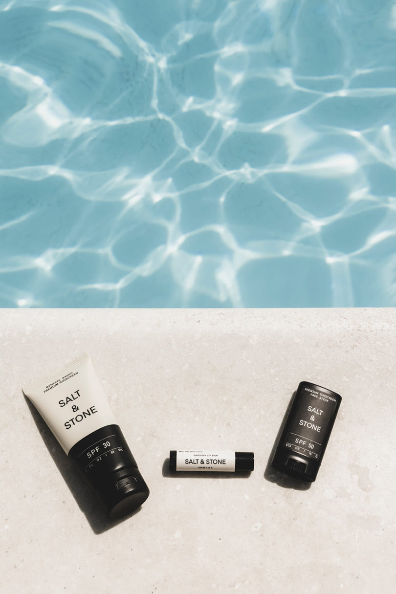 Enjoy The Summer With Salt &Amp; Stone'S Skin + Body Care Collection
