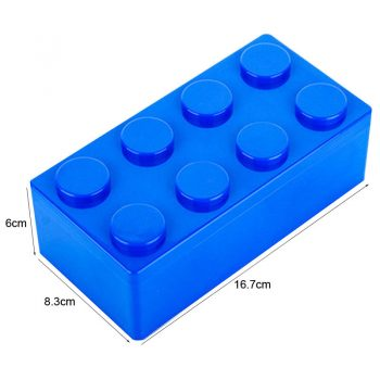 Stackable Toy Storage Boxes - Building Blocks Storage Boxes