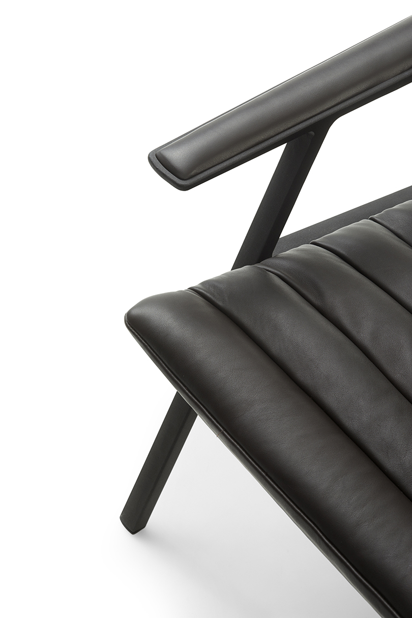 Vipp Launches First Lounge Chair And It Does Not Disappoint