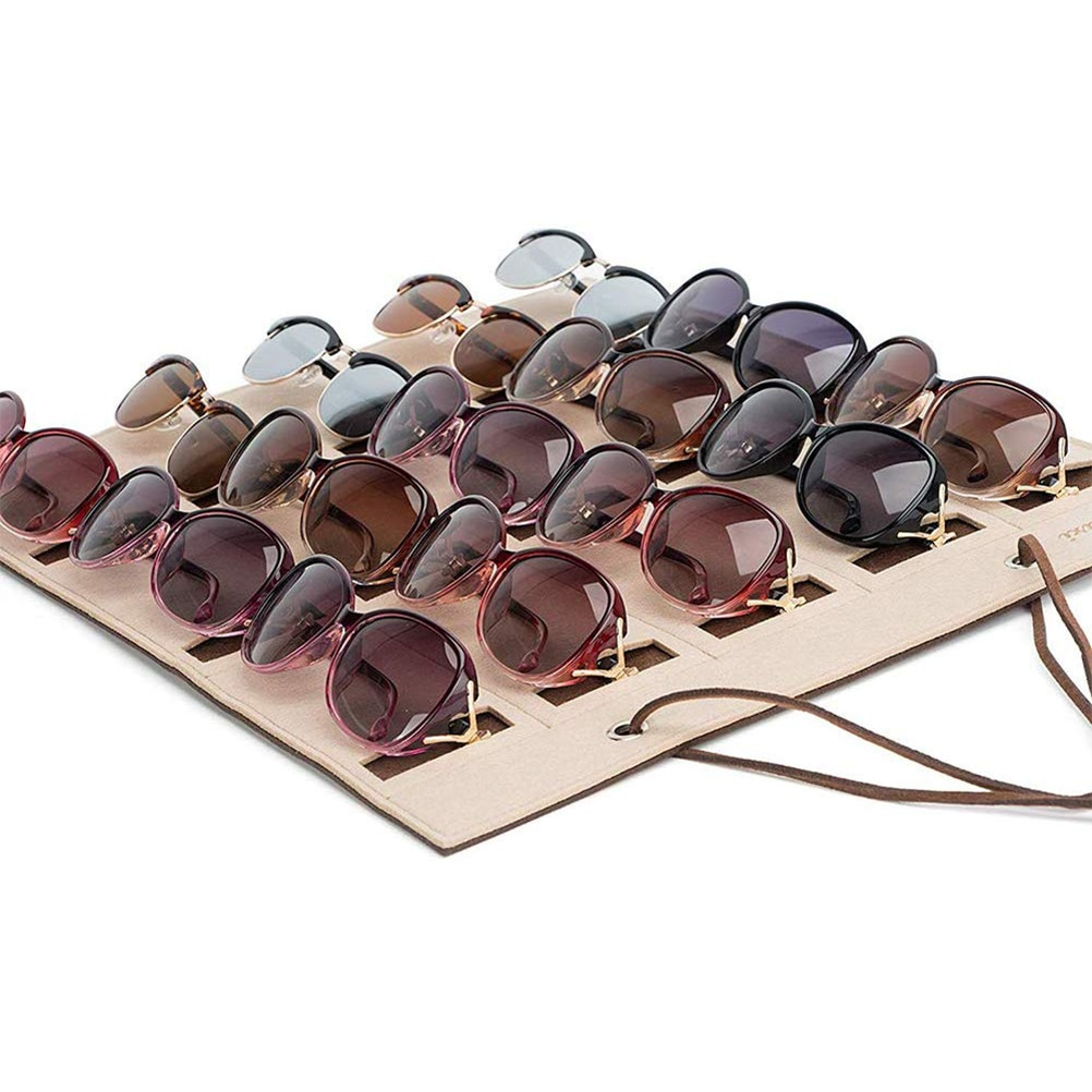 15 Slots For Sunglasses Organizer/Storage/Hanger Best Children's Lighting & Home Decor Online Store