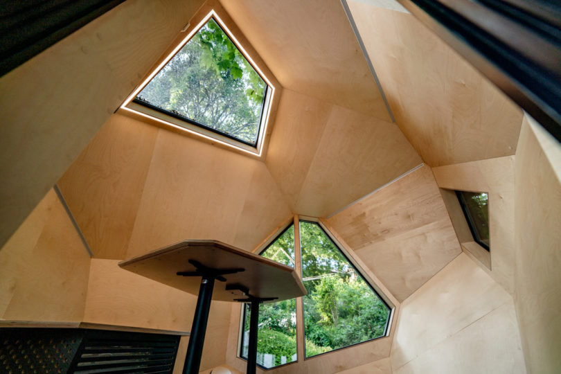 Workstation Cabin: A Home Office Pod By Hello Wood