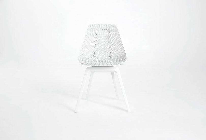 The Noho Move™ Chair Is Made From Reclaimed Fishing Nets + Carpets