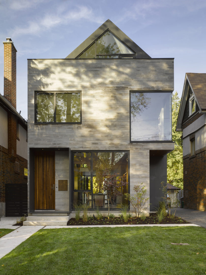A Modern Toronto Residence That Blends Into Its 1920s-Era Streetscape Best Children's Lighting & Home Decor Online Store