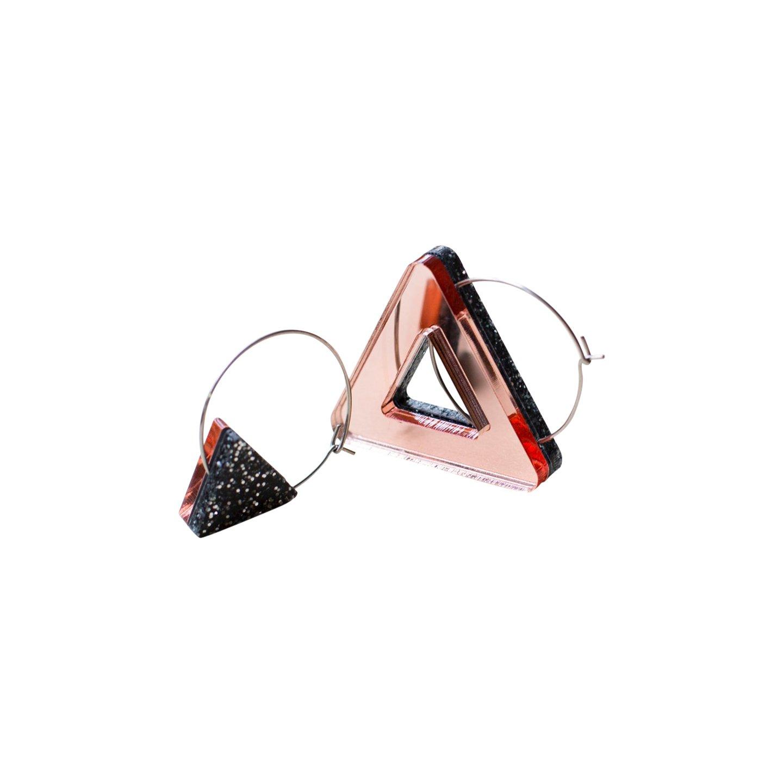 Primario Triangle Earrings
