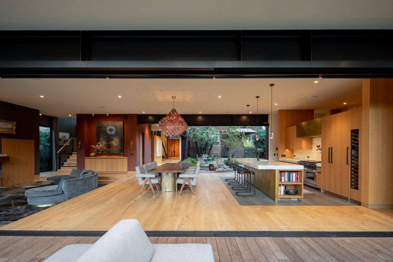 An Old Forestry Service Test Station-Turned Modern Abode