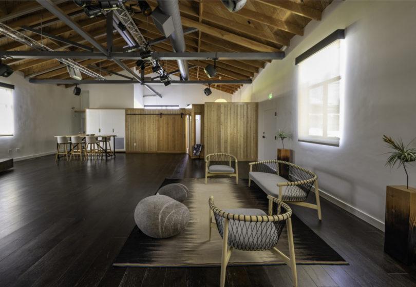 This Modern Meditation Studio Makes Us Want To Flex Our Inner Yogi