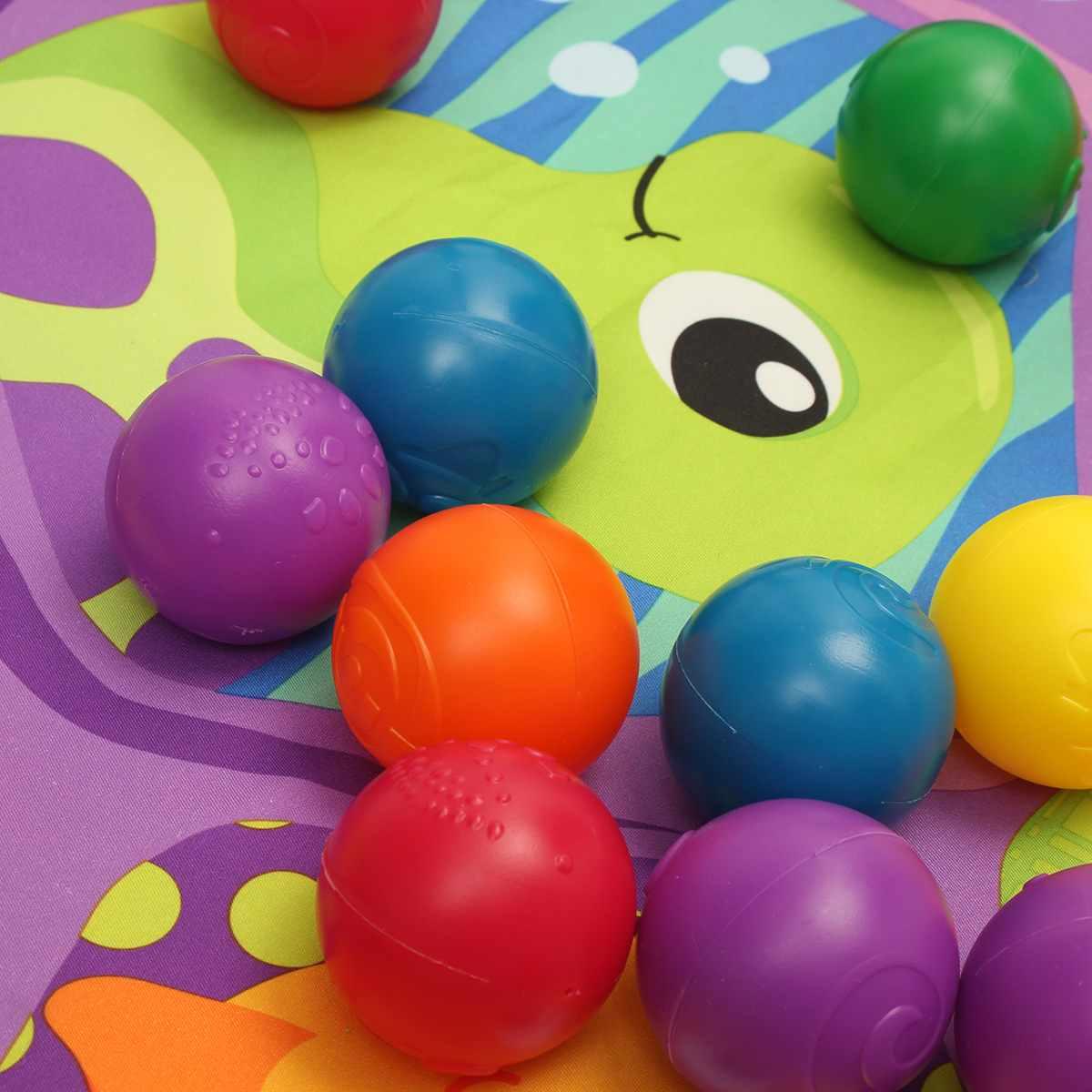 Turtle Baby Infant Play Mat Toddler Game Blanket Crawl Pad Game Mat
