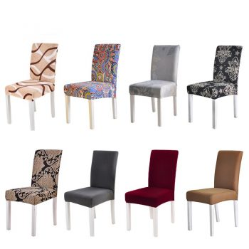 Stretchable Chair Covers For Dining chairs Best Children's Lighting & Home Decor Online Store