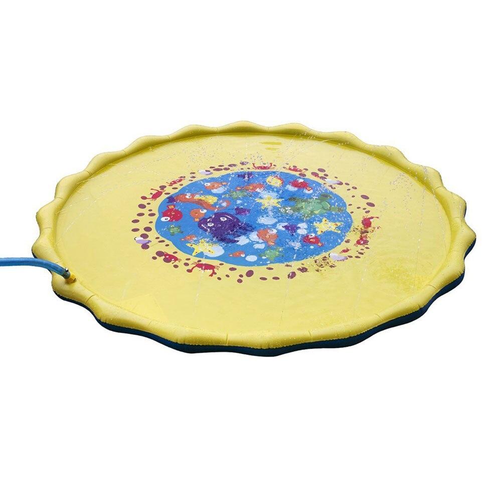 Inflatable Sprinkler Game Mat